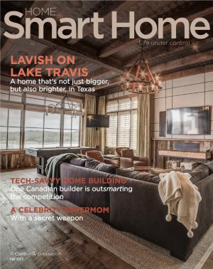 Zeitschrift Home Smart Home