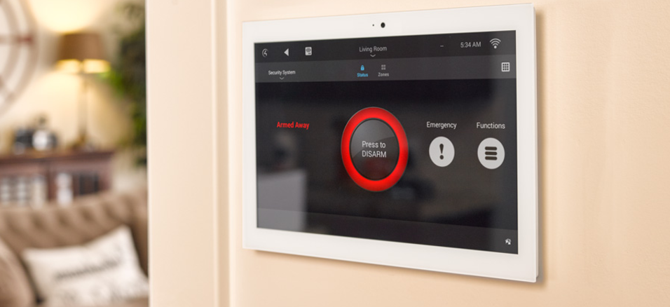 5 Easy Updates for a Safer and Smarter Home in 2017: home automation, safety, security,