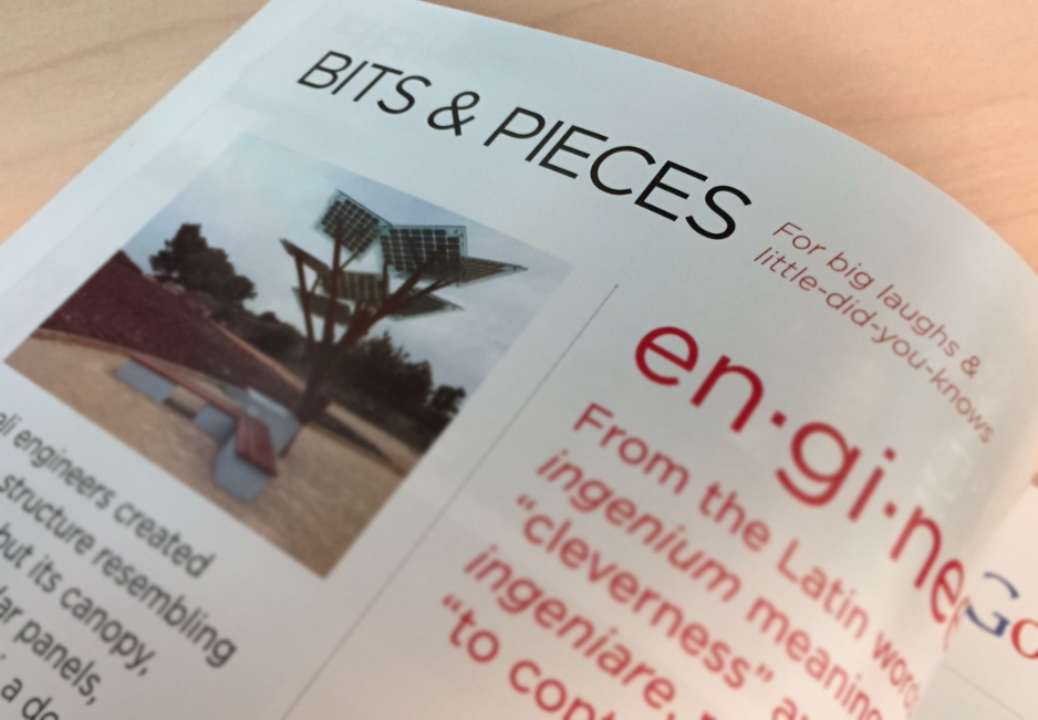 BITS & PIECES: FROM HOME SMART HOME MAGAZINE: for fun, home smart home,